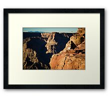 Grand Canyon Framed Print