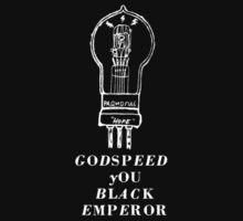 GODSPEED YOU BLACK EMPEROR by Vintage Tees