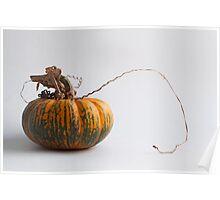 Farmers Market pumpkin 2014 -1 Poster