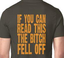 If you can read this Unisex T-Shirt
