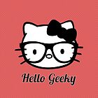 If Hello Kitty was Geeky by alish