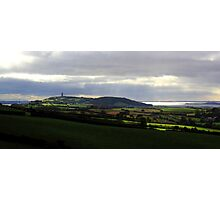 Scrabo Country View Photographic Print