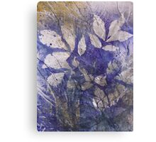 Shagbark and Wild Grape Sweetness Canvas Print