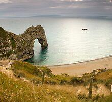Durdle Door, Dorset by Davidpstephens