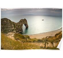 Durdle Door, Dorset Poster