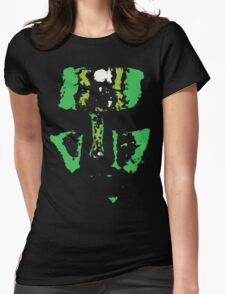 'Face' 1 Womens Fitted T-Shirt