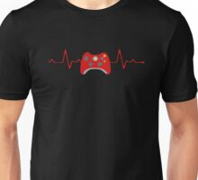 Xbox 360 gamer in my veins Unisex T-Shirt