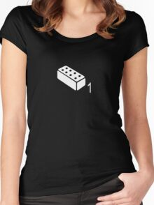 The Last of Us - One Brick Women's Fitted Scoop T-Shirt