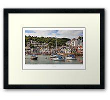 Looe, Cornwall Framed Print