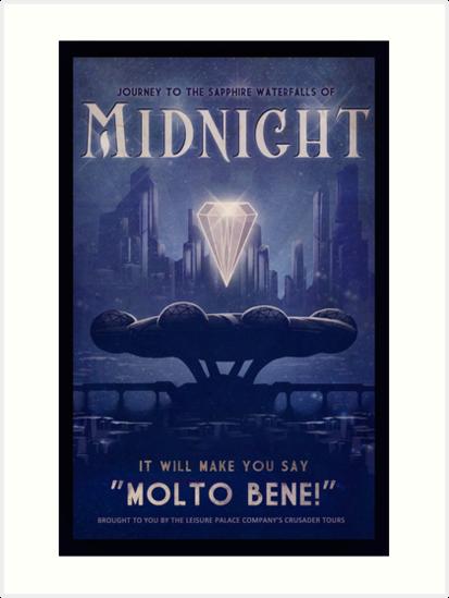 Midnight by MeganLara