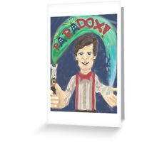 Paradox! Greeting Card