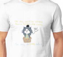 Temz d best Unisex T-Shirt