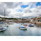 Mevagissey by Andrew Roland