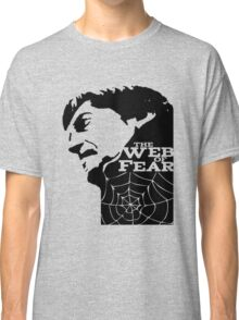 Doctor Who – The Web of Fear Classic T-Shirt