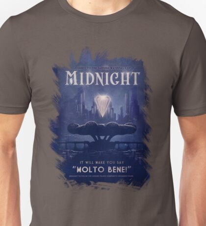 Midnight Unisex T-Shirt