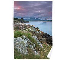 Borth Y Gest, Snowdonia Poster