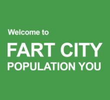 Fart City T-Shirt