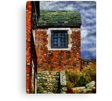 September by the Sea Canvas Print