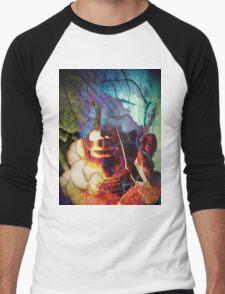 6859 Buddha T Men's Baseball ¾ T-Shirt