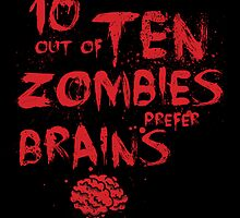 Zombie Facts by fishbiscuit