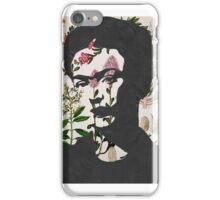 Frida Kahlo Floral Print Phone Case  iPhone Case/Skin