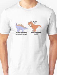 DinoWashtopia Unisex T-Shirt
