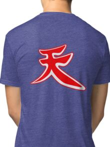 Become: Akuma 3 Tri-blend T-Shirt