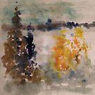 Autumn view by Catrin Stahl-Szarka