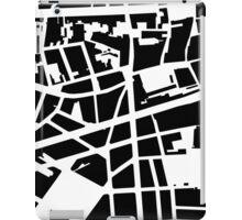 Hood  barrio blackwhite iPad Case/Skin