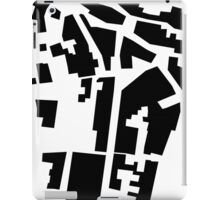 Gipsy Hood  blackwhite barrio  iPad Case/Skin