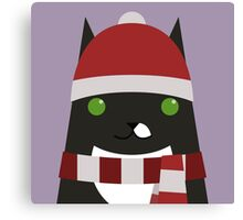 christmas for calendar Canvas Print