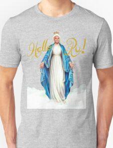 Halle-Ru! Unisex T-Shirt