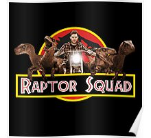 Raptor Squad - Jurassic World shirt Poster