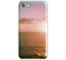 ocean sunrise phone case iPhone Case/Skin