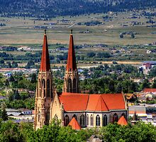 Helena, Montana by Sue Morgan