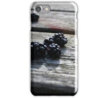 berries phone case iPhone Case/Skin