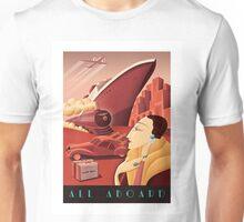 All Aboard Unisex T-Shirt