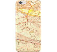 map phone case iPhone Case/Skin