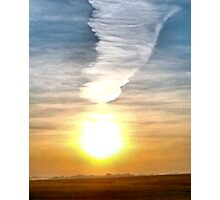 A Heavenly Exclamation! Photographic Print