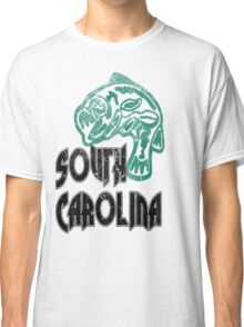 FISH SOUTH CAROLINA VINTAGE LOGO Classic T-Shirt