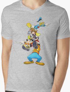 Kingdom Hearts: Where To Now? Mens V-Neck T-Shirt