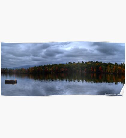 Lake Winnipesaukee Poster