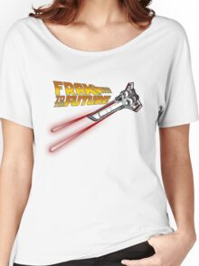 FRAK to the FUTURE (v2) Women's Relaxed Fit T-Shirt