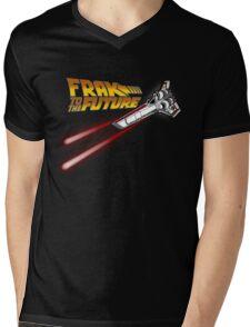 FRAK to the FUTURE (v2) Mens V-Neck T-Shirt