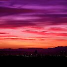 Las Vegas Sunrise by fernblacker