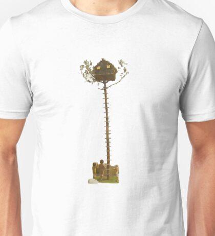 Moonrise Kingdom Treehouse Unisex T-Shirt