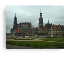 The Old City ~ Dresden, Germany Canvas Print