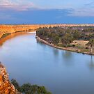 Murray River Big Bend, South Australia by Michael Boniwell
