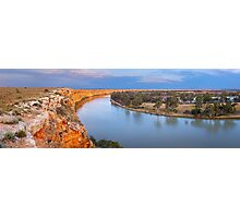 Murray River Big Bend, South Australia Photographic Print
