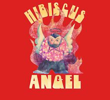 Hibiscus Angel - Vintage Unisex T-Shirt